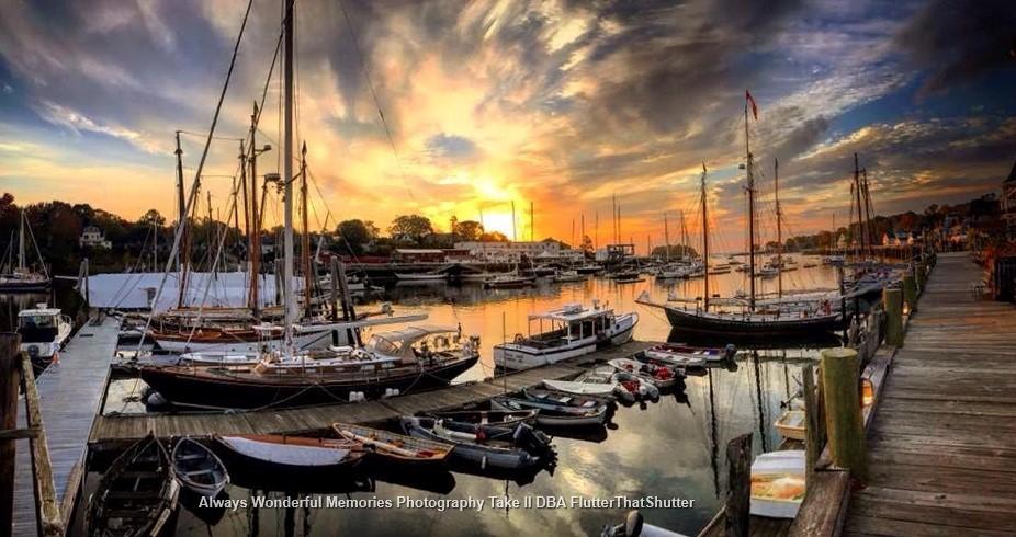 Schooners / Boats / Dingy