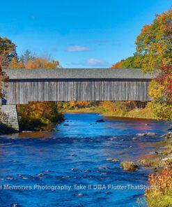 Covered Bridges / Bridges / Piers